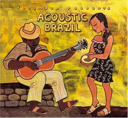 Bestselling Music (2006) - Putumayo Presents: Acoustic Brazil by Various Artists