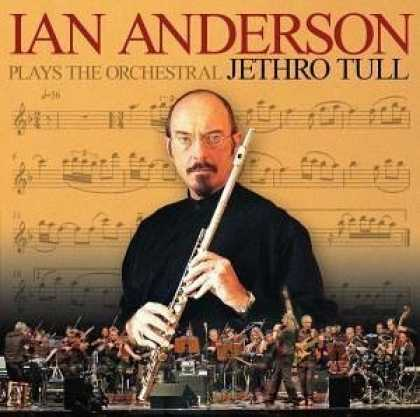 Bestselling Music (2006) - Ian Anderson Plays the Orchestral Jethro Tull by Ian Anderson