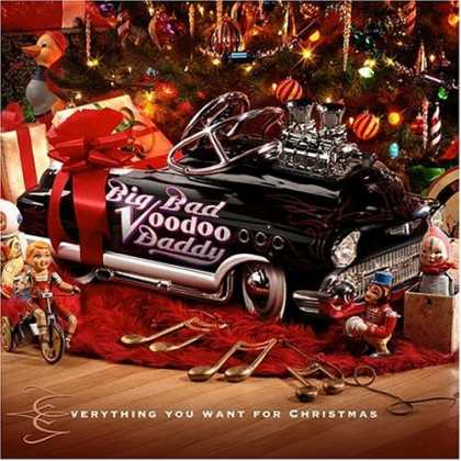 Bestselling Music (2006) - Everything You Want for Christmas by Big Bad Voodoo Daddy