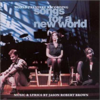 Bestselling Music (2006) - Songs for a New World (1996 Original New York Cast) by Jason Robert Brown