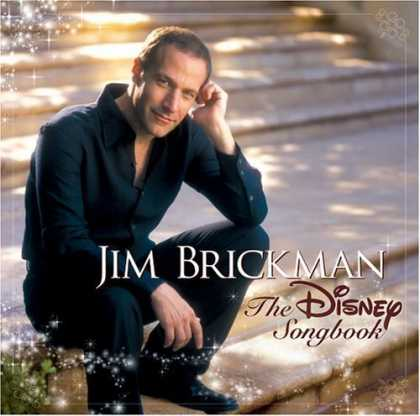 Bestselling Music (2006) - The Disney Songbook by Jim Brickman