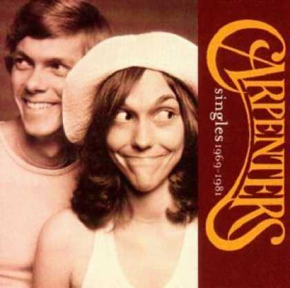 Bestselling Music (2006) - Singles 1969-1981 by The Carpenters