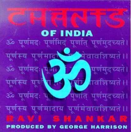 Bestselling Music (2006) - Chants Of India: Ravi Shankar; George Harrison by Ravi Shankar