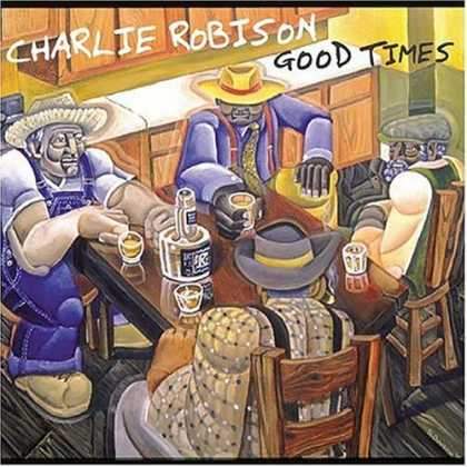 Bestselling Music (2006) - Good Times by Charlie Robison