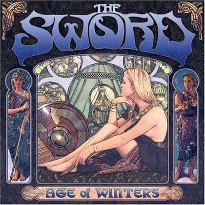 Bestselling Music (2006) - Age of Winters by The Sword