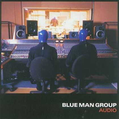 Bestselling Music (2006) - Audio by Blue Man Group
