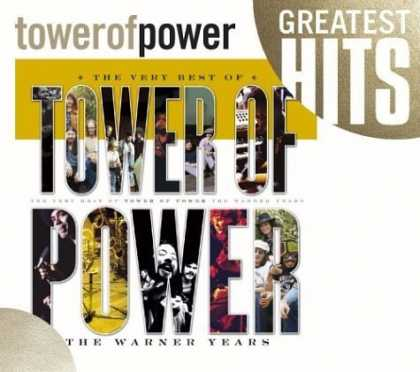 Bestselling Music (2006) - The Very Best of Tower of Power: The Warner Years by Tower of Power
