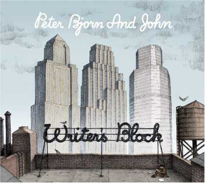 Bestselling Music (2006) - Writer's Block by Peter Bjorn & John