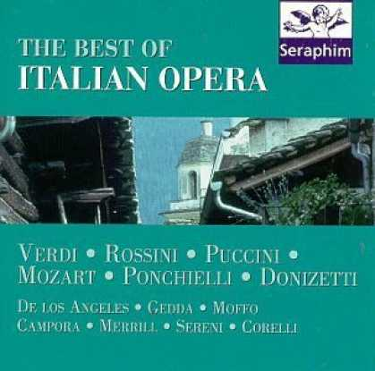 Bestselling Music (2006) - The Best of Italian Opera