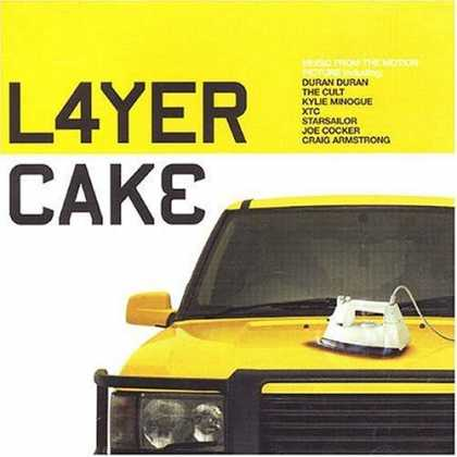Bestselling Music (2006) - Layer Cake by Various Artists