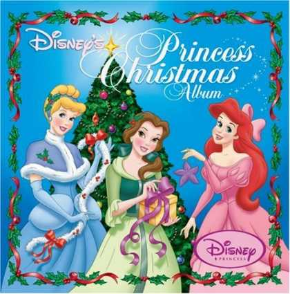 Bestselling Music (2006) - Disney's Princess Christmas Album by Disney