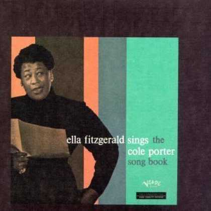 Bestselling Music (2006) - Ella Fitzgerald Sings The Cole Porter Songbook by Ella Fitzgerald
