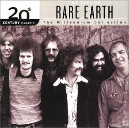 Bestselling Music (2006) - 20th Century Masters - The Millennium Collection: The Best of Rare Earth by Rare