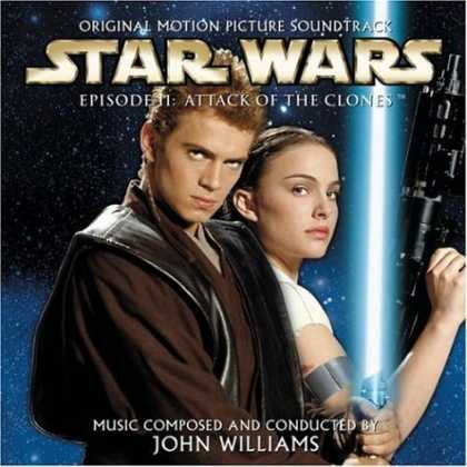 Bestselling Music (2006) - Star Wars: Episode II, Attack of the Clones by John Williams