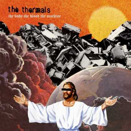 Bestselling Music (2006) - The Body, the Blood, the Machine by The Thermals