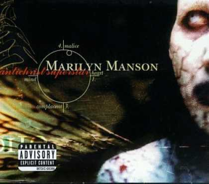 Bestselling Music (2006) - Antichrist Superstar by Marilyn Manson