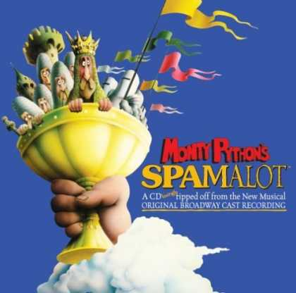 Bestselling Music (2006) - Monty Python's Spamalot (2005 Original Broadway Cast) by Eric Idle