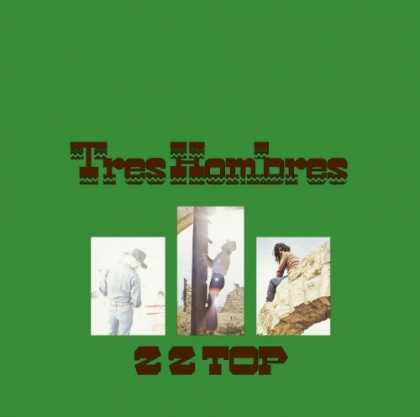 Bestselling Music (2006) - Tres Hombres by ZZ Top