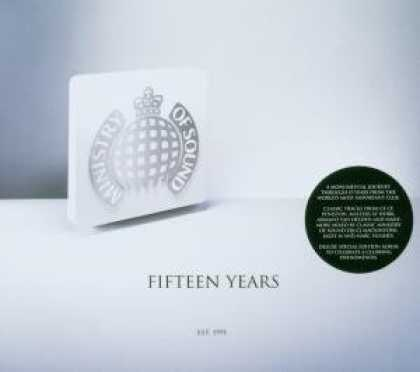 Bestselling Music (2006) - Ministry of Sound: 15 Years by Various Artists