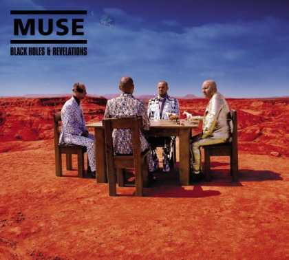 Bestselling Music (2006) - Black Holes & Revelations (Limited Edition CD+DVD) by Muse