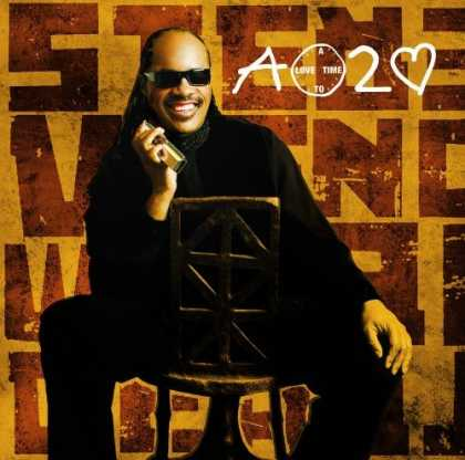 Bestselling Music (2006) - A Time To Love by Stevie Wonder