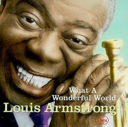 Bestselling Music (2006) - What a Wonderful World by Louis Armstrong