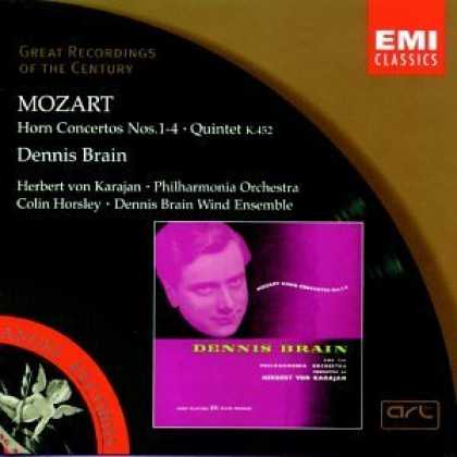 Bestselling Music (2006) - Mozart: Horn Concertos Nos. 1-4