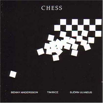 Bestselling Music (2006) - Chess (1986 London Concept Cast - 1997 Polydor Slimline Release) by Benny Anders