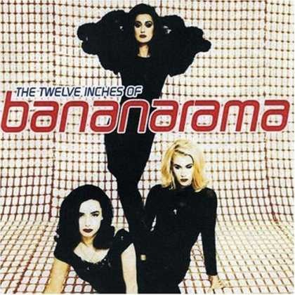 Bestselling Music (2006) - 12 Inch Collection (Rmxs) by Bananarama
