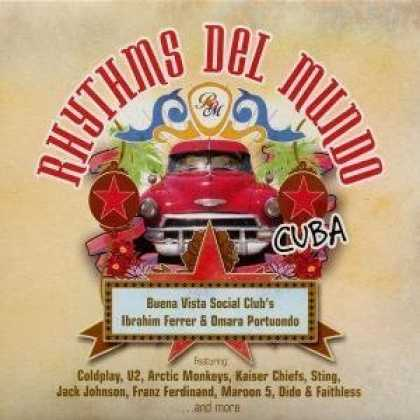Bestselling Music (2006) - Rhythms del Mundo: Cuba by Various Artists