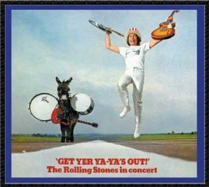 Bestselling Music (2006) - Get Yer Ya-Ya's Out! by The Rolling Stones