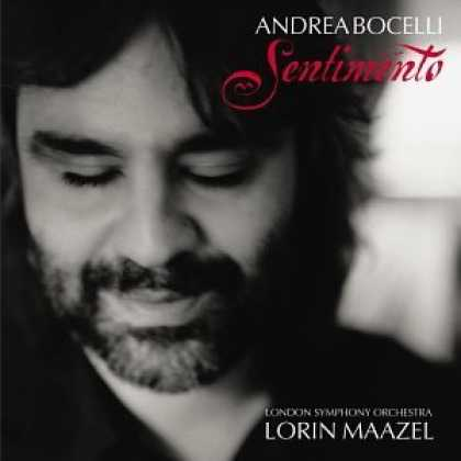Bestselling Music (2006) - Sentimento: Andrea Bocelli with Lorin Maazel and the London Symphony Orchestra [