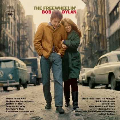 Bestselling Music (2006) - The Freewheelin' Bob Dylan by Bob Dylan