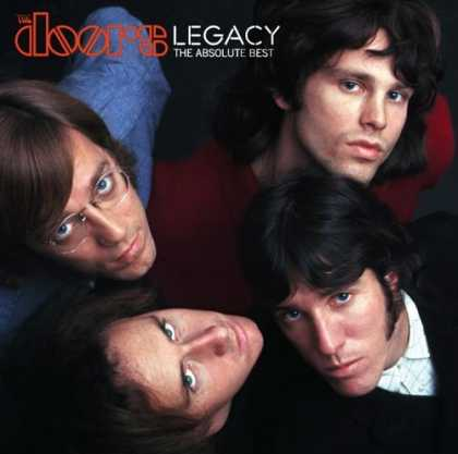 Bestselling Music (2006) - Legacy: The Absolute Best by The Doors