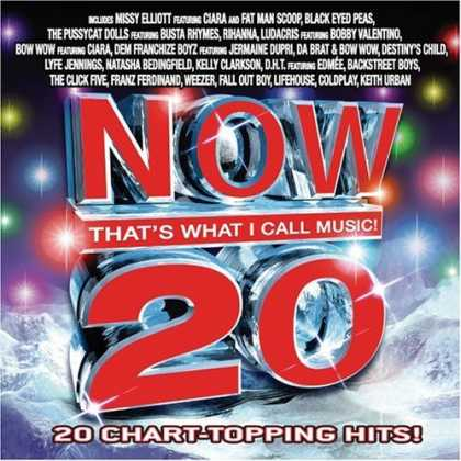 Bestselling Music (2006) - Now, Vol. 20 by Various Artists