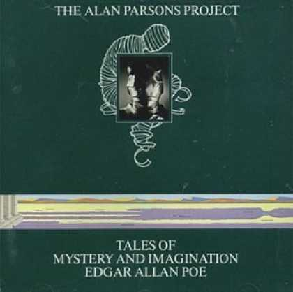 Bestselling Music (2006) - Tales of Mystery and Imagination by Alan Parsons Project