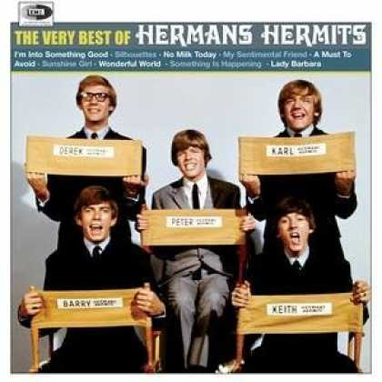 Bestselling Music (2006) - Very Best of Herman's Hermits by Herman's Hermits