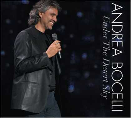 Bestselling Music (2006) - Andrea Bocelli: Under the Desert Sky by Andrea Bocelli