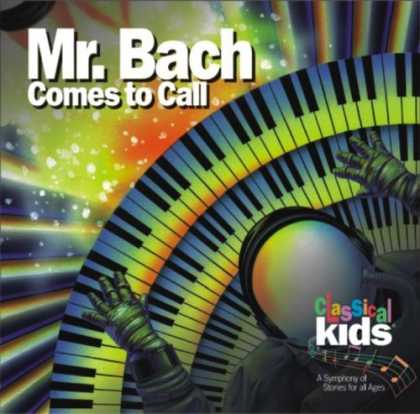 Bestselling Music (2006) - Mr. Bach Comes To Call