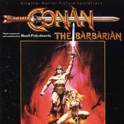 Bestselling Music (2006) - Conan the Barbarian