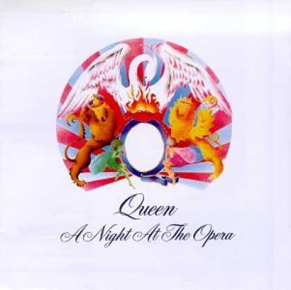 Bestselling Music (2006) - A Night at the Opera by Queen