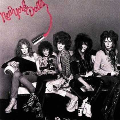 Bestselling Music (2006) - New York Dolls by New York Dolls