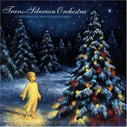 Bestselling Music (2006) - Christmas Eve and Other Stories by Trans-Siberian Orchestra