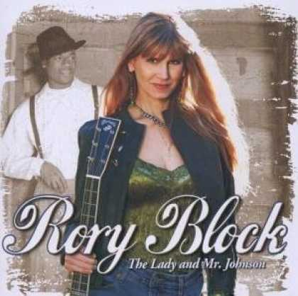 Bestselling Music (2006) - The Lady and Mr. Johnson by Rory Block