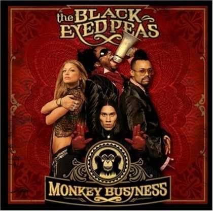 Bestselling Music (2006) - Monkey Business by Black Eyed Peas