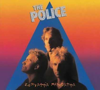 Bestselling Music (2006) - Zenyatta Mondatta [Digipak] by The Police