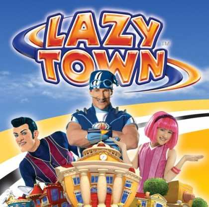 Bestselling Music (2006) - Lazytown by Various Artists