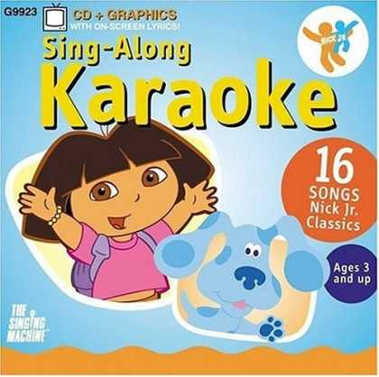 Bestselling Music (2006) - Nick Jr Sing Along Karaoke by Karaoke