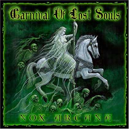 Bestselling Music (2006) - Carnival Of Lost Souls by Nox Arcana