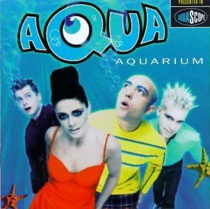 Bestselling Music (2006) - Aquarium by Aqua